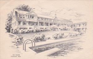 Massachusetts Gloucester The Tavern 1956