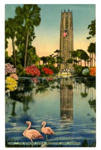 FL - Mountain Lake. The Singing Tower