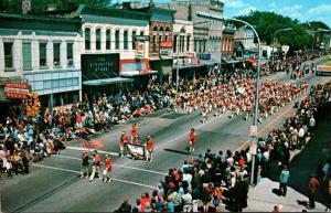 Wisconsin Stouughton Sythende Mai Norwegian Independence Day Folk Festival