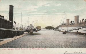 PHILADELPHIA , Pennsylvania , 1901 - 1907; League Island Naval Yard