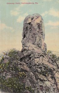 HOLLIDAYSBURG, Pennsylvania, 1900-1910's; Chimney Rock
