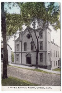Gorham, Maine, Methodist Episcopal Church