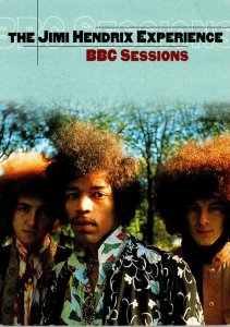Advertising The Jimi Hendrix Experience BBC Sessions