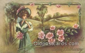 Artist Ryan, C Postcard Post Card Old Vintage Antique Series A-187 Artist Rya...