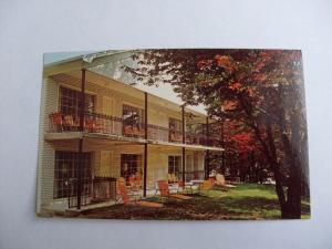 pre-1980 COUNTRY SURREY INN MOTEL Gouldsboro Pennsylvania PA Mint Postcard y7023