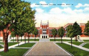 Minnesota Mankato State Teachers College