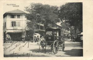 CPA Vietnam Indochine - Saigon - Rue d'Adran (94210)