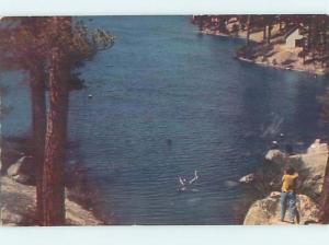 Pre-1980 WATER SCENE San Bernardino California CA hk2213