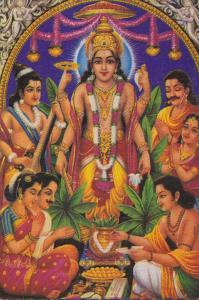 Satyanarayana Pooja, 50-70s