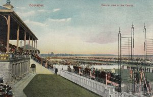 DONCASTER , Yorkshire , England , 00-10s ; Horse Race Course