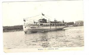 RP; Argyle II, Diesel Powered Passenger Boat, Kenora, Ontario, Canada, 10-20s