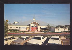 REDLANDS CALIFORNIA GRISWOLD'S RESTAURANT VINTAGE POSTCARD 1969 BUICK SKYLARD