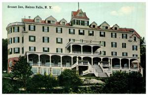 949  NY Haines Falls  Sunset Inn