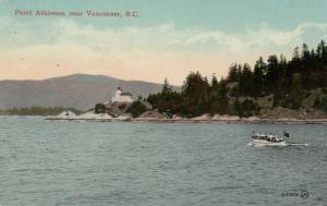 VANCOUVER  , B.C. , 1900-10s ; Point Atkinson , Lighthouse