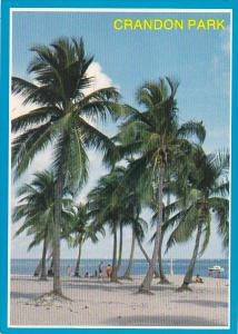 Crandon Park Key Biscayne Florida
