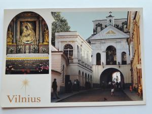 Lithuania, Vilnius, The Image of God's Mother of the Gates of Dawn, Ausra Gate