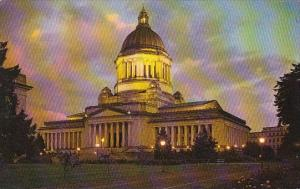 Washington Olympia State Capitol At Olympia
