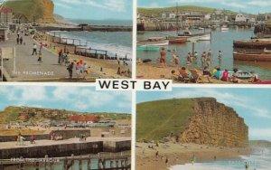 WEST BAY , UK , 1950s