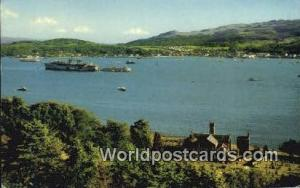 Scotland, Escocia Holy Loch Dunoon Holy Loch Dunoon