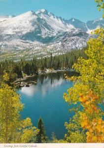 Colorado Bear Lake Rocky Mountains National Park