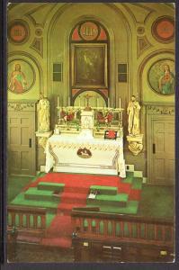 Altar,St Patrick's Damariscotta,Mills,Maine BIN