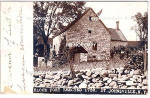 RPPC, Klock Fort, St Johnsville NY