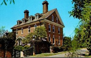 Virginia Yorktown The Nelson House
