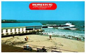 New Jersey Ocean Grove , Homestead Restaurant on Boardwalk