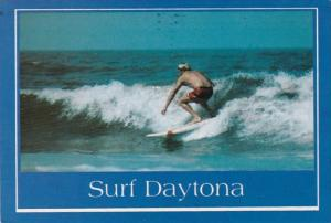 Florida Daytona Beach Surfing Scene 1985