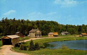 Canada - ON, Kitchener. Pioneer Village, Doon