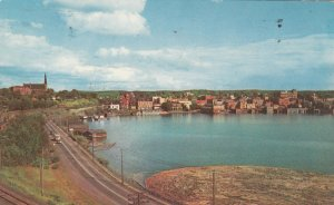 KENORA, Ontario, Canada, PU-1955; The Trans Canada Highway, Lake of the Woods