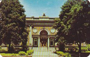 Freeport Publi Library, Illinois, 40-60s