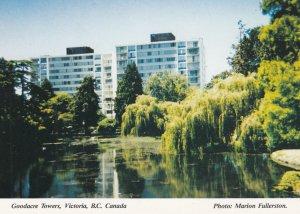 VICTORIA , B.C. , Canada , 1960-80s ; Goodacre Towers