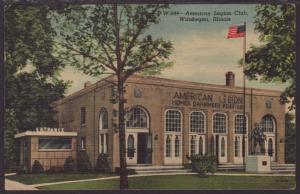 American Legion Club,Waukegan,IL