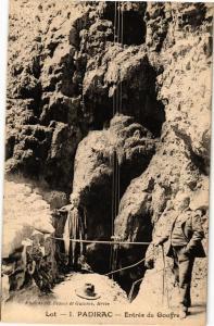 CPA Lot - PADIRAC - Entrée du Gouffre (224206)