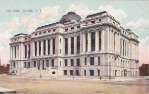 City Hall at Newark NJ, New Jersey - DB
