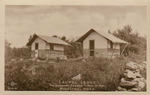 RP: MONTEREY , Mass, 1920s ; Laurel Ledge, Berkshire School of Art , Summer