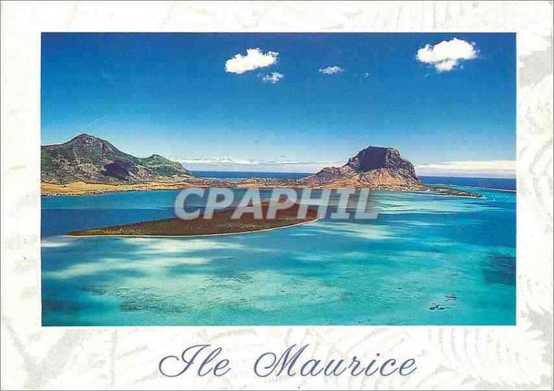 Modern Postcard Maurice Mauritius island with the Stoups the Dull Dolphin