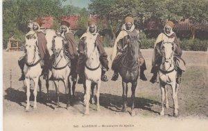 ALGERIE - Maneuvre de Spahis , 00-10s