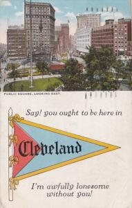 Ohio Cleveland 1925 Pennant Series