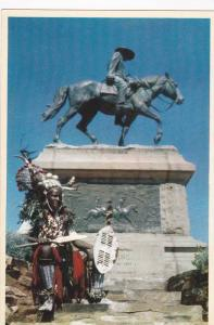Durban , South Africa , 50-70s ; Dick King's Statue