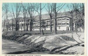 VIRGINIA, 1900-10s; The Infirmary, Catawba Sanatorium