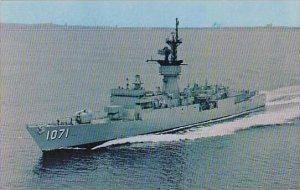 U S S BADGER DE-1071