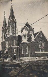 RP; NAUSAU , Wisconsin, 1912 ; St James Catholic Church