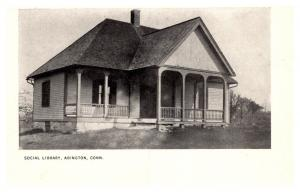 Connecticut  Abington , Social Library