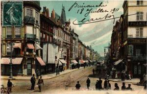 CPA  Nancy - Rue Saint-Georges - Point Central  (484038)