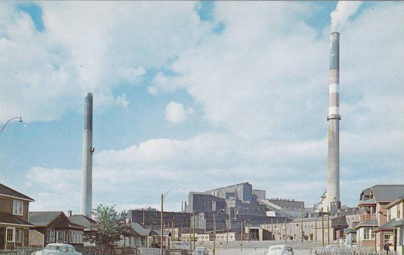 Mine , ROUYN-NORANDA , Quebec , Canada , PU-1969
