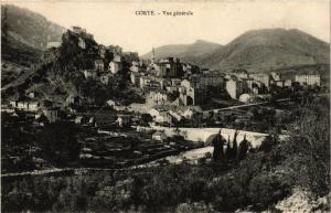 CPA CORSE Corte- Vue générale. (711625)