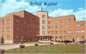 De Paul Hospital, Cheyenne, Wyoming, WY, Chrome
