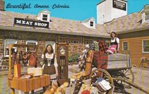 Iowa Amana The Amana Meat Shop